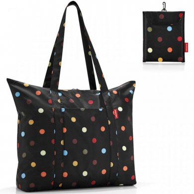 Сумка складная Reisenthel Mini maxi travelshopper dots