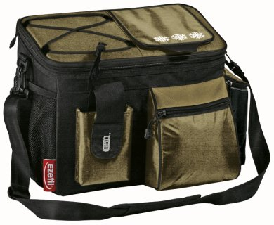 Сумка-холодильник Ezetil KC Professional 12black/beige
