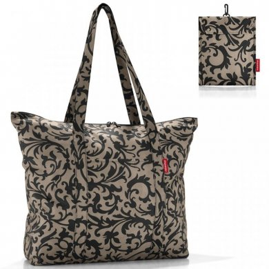 Сумка складная Reisenthel Mini maxi travelshopper baroque taupe