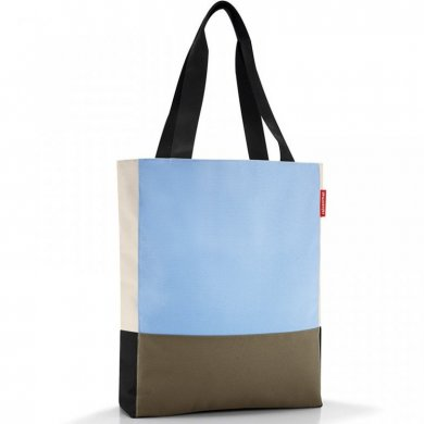 Сумка Reisenthel Patchworkbag patchwork pastel blue
