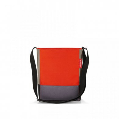 Сумка Reisenthel Shoulderbag S patchwork mandarin